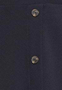 Esprit - A-line skirt - dark blue - 5