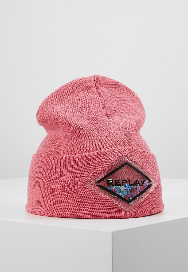 Replay - Beanie - pink