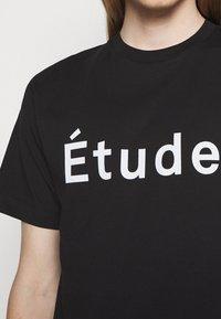 Études - UNISEX - T-shirt imprimé - black - 5
