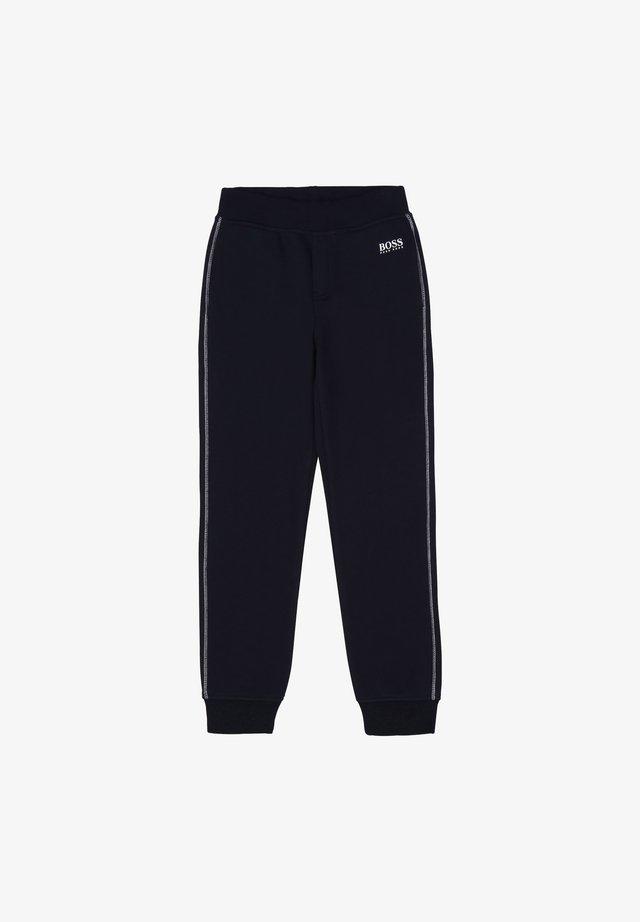 Pantalon de survêtement - bleu cargo