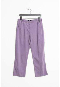 HALLHUBER - Trousers - purple - 0