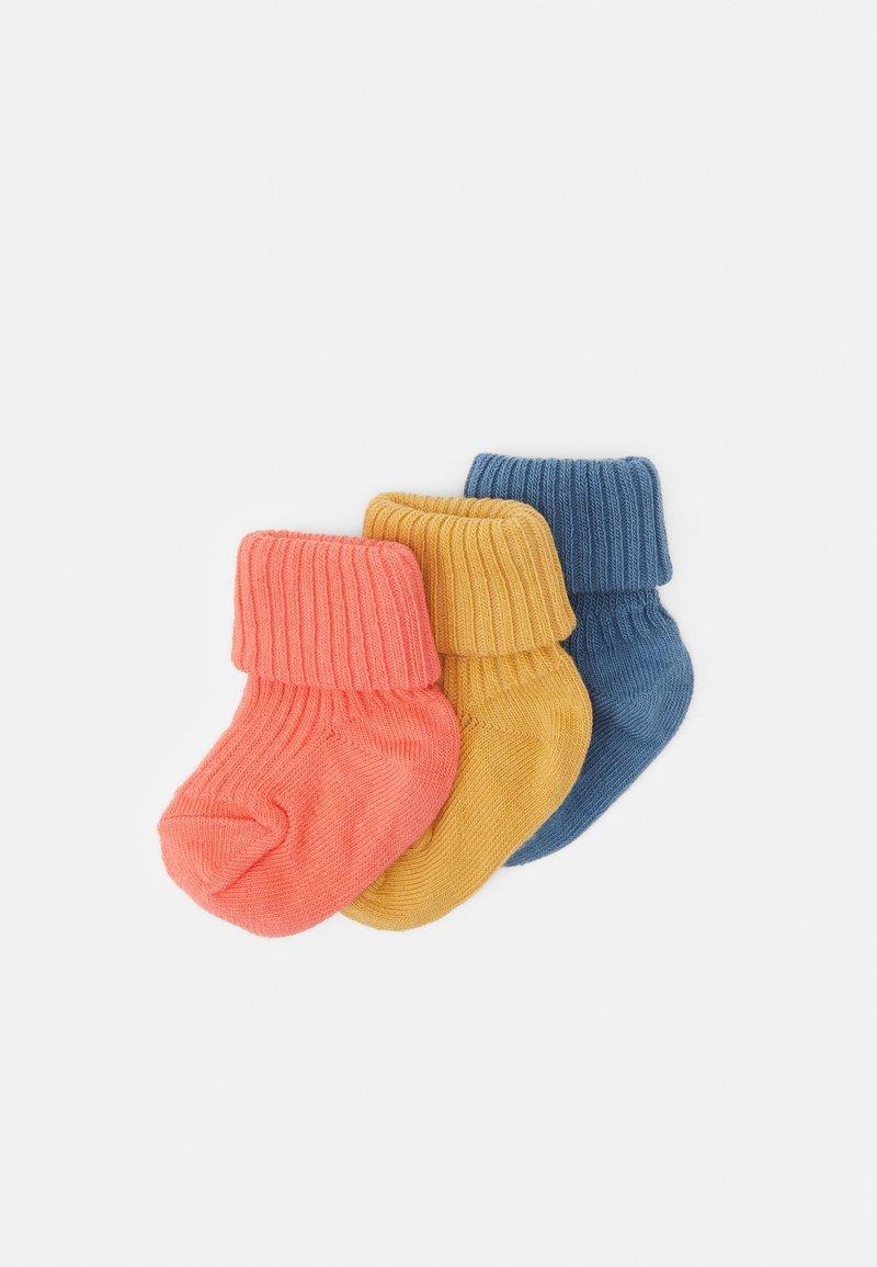 MP Denmark - 3 PACK - Socks - captains blue