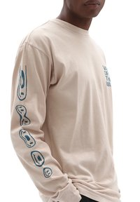 Vans - MN HAVE A TRIP LS - Long sleeved top - oatmeal - 2