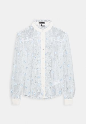 TOFFEE VINE  - Button-down blouse - blue