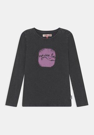 JESTINE - Langarmshirt - washed black