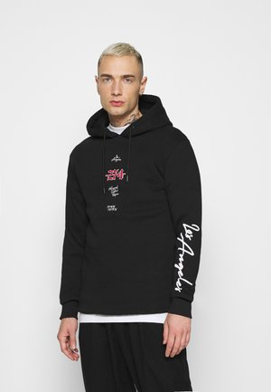 HOLLYWOOD HOOD - Hoodie - black