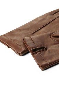 Falconeri - Gloves - braun - 8552 - castagna - 3