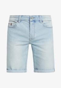 Only & Sons - ONSVPPLY - Szorty jeansowe - blue denim