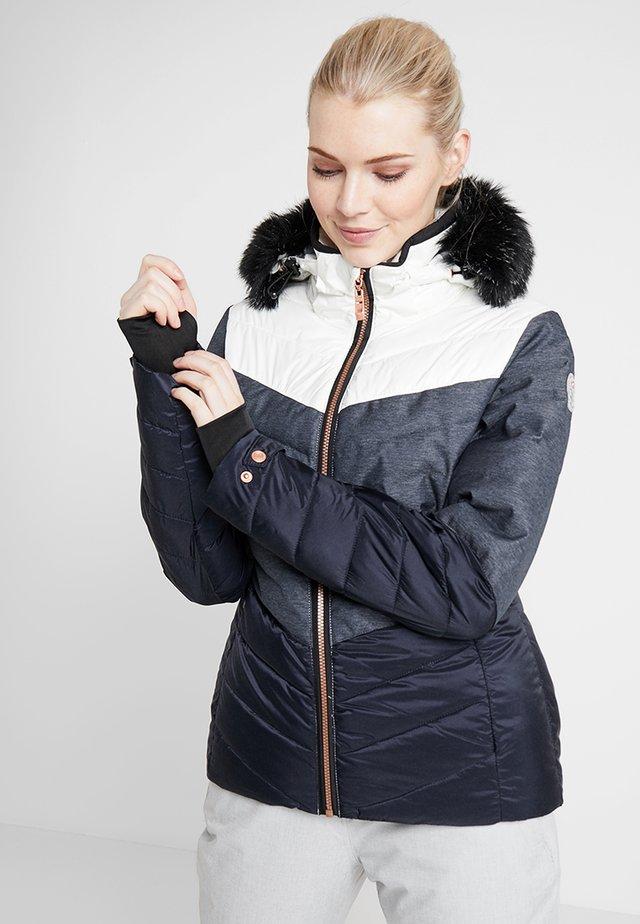 BRINLEY - Ski jacket - denim