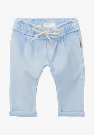 MESNIL - Trousers - light blue wash