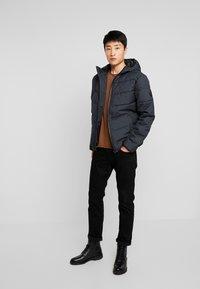 Solid - RIDER - Light jacket - black melange - 1