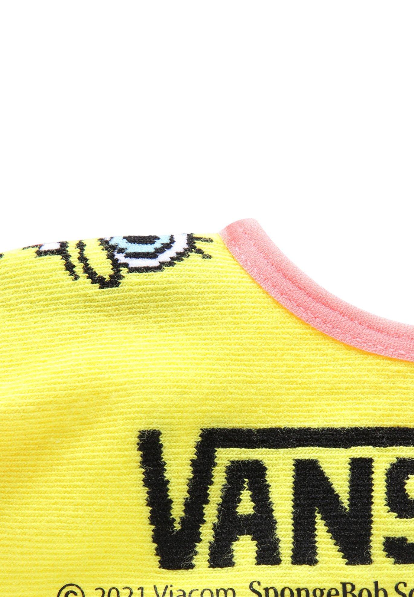 Femme WM VANS X SPONGEBOB CANOODLES (6.5-10, 3PK) - Chaussettes