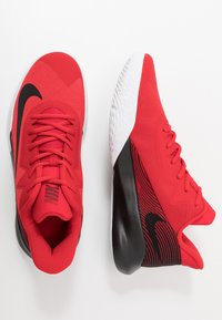 Nike Performance - PRECISION 4 - Basketball shoes - university red/black/white - 1