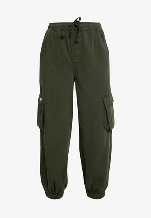 BAGGY RAFF TROUSER - Trousers - khaki