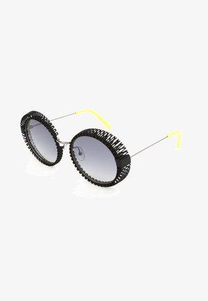 Sunglasses - black ruthenium