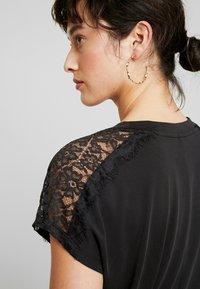 ONLY Petite - ONLFFREE - T-shirt basique - black - 3