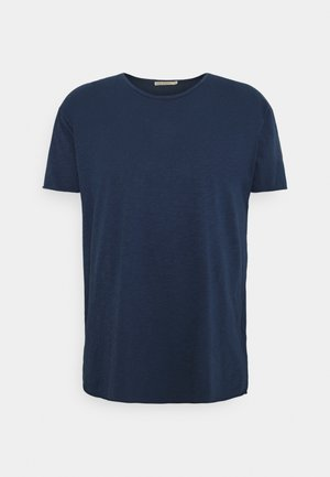 ROGER - Jednoduché triko - blueberry