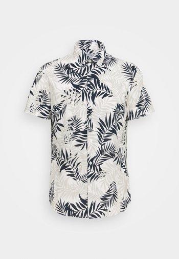 SLHREGAOP SHIRT - Skjorta - bright white