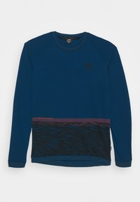 ION - TEE SEEK - Top sdlouhým rukávem - ocean blue - 4