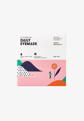 DAILY EYEMASK - Face mask - rose garden