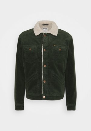 SHERPA - Light jacket - roisin green