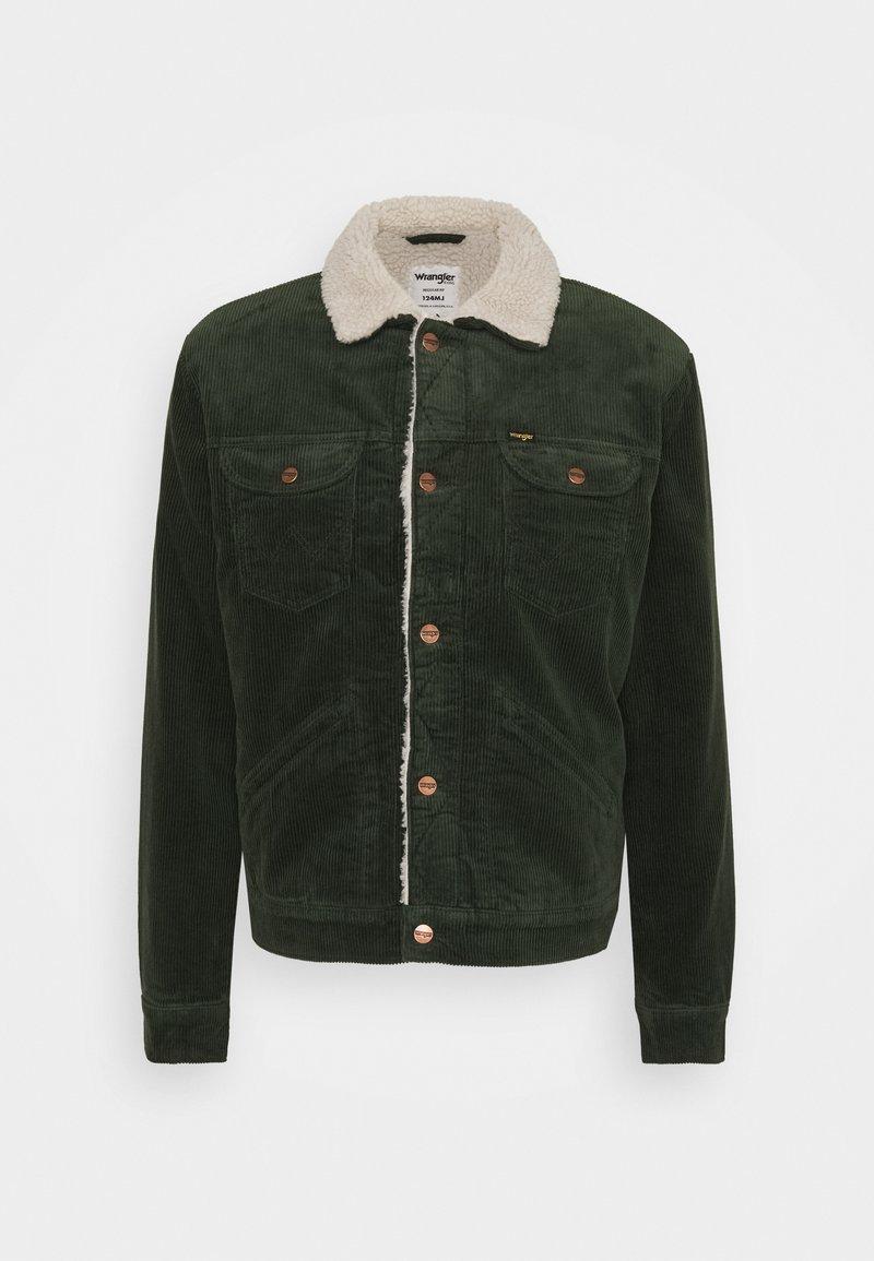 Wrangler - SHERPA - Light jacket - roisin green