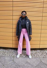 Nike Sportswear - CLASSIC - Winter coat - black/white - 1