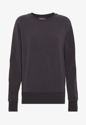 NATURE DYE HELLIERS CREWE - Sweatshirts - tannin
