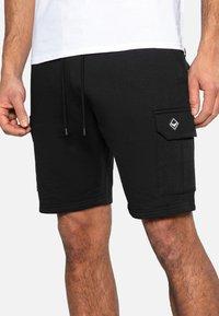 Threadbare - HUNTER - Shorts - schwarz - 3