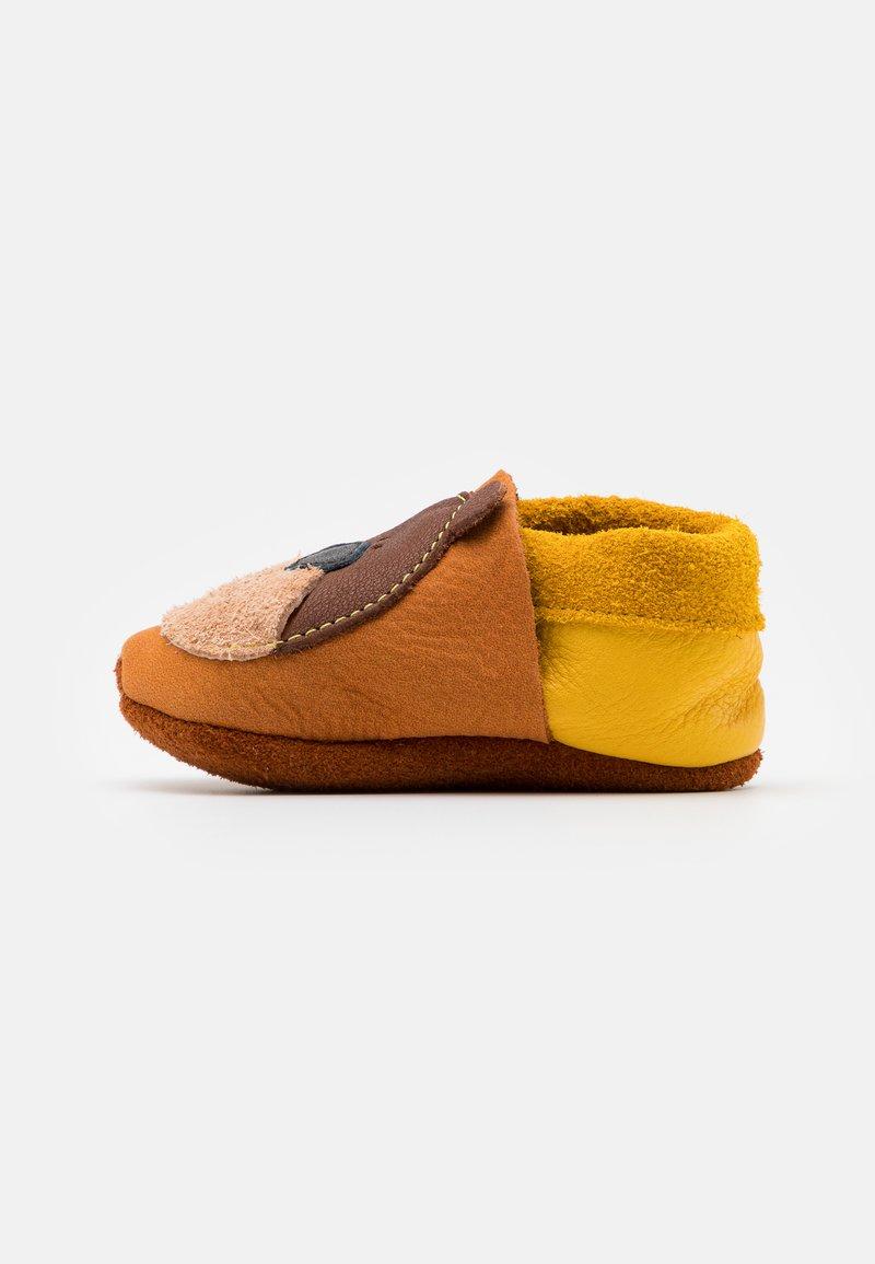 POLOLO - HONIGBÄR UNISEX - First shoes - braun