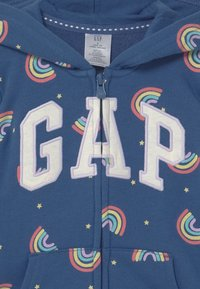 GAP - GIRL LOGO - Sweater met rits - multi-coloured - 2
