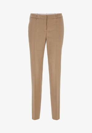 TILUNI - Trousers - light brown
