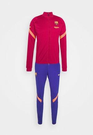 FC BARCELONA DRY SUIT  - Club wear - deep royal blue/deep royal blue/amarillo