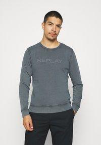 Replay - Sweatshirt - smoke grey - 0