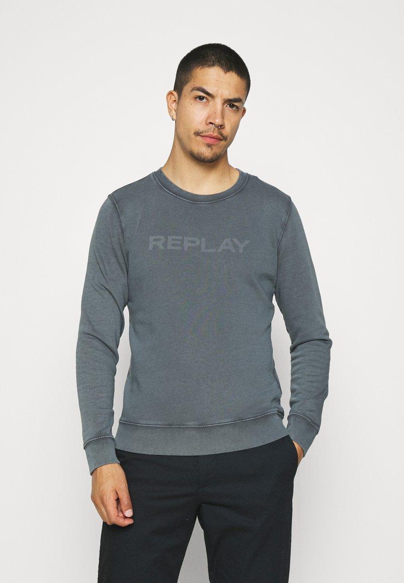 Replay - Sweatshirt - smoke grey
