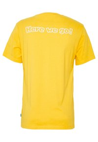 Levi's® - LEVI'S® SUPER MARIO GRAPHIC - Print T-shirt - yellow - 1