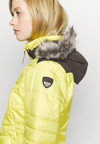 Icepeak - VIDALIA - Skijakke - yellow - 9