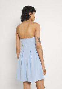 WAL G. - SIMONE CUPPED SKATER DRESS - Cocktail dress / Party dress - baby blue - 2
