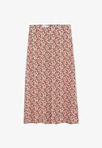 Mango - A-line skirt - donkermarine - 5
