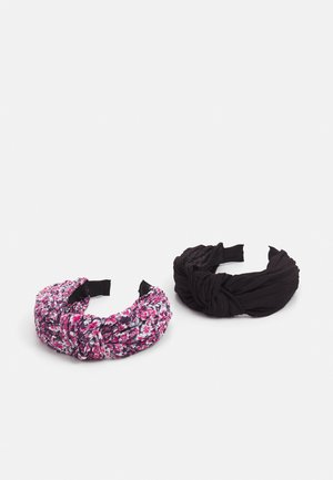 2 PACK - Accessori capelli - multi-coloured/pink