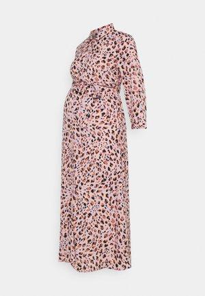 PCMROSIA - Shirt dress - lavender