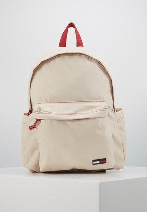 TJM CAMPUS  BACKPACK - Plecak - beige
