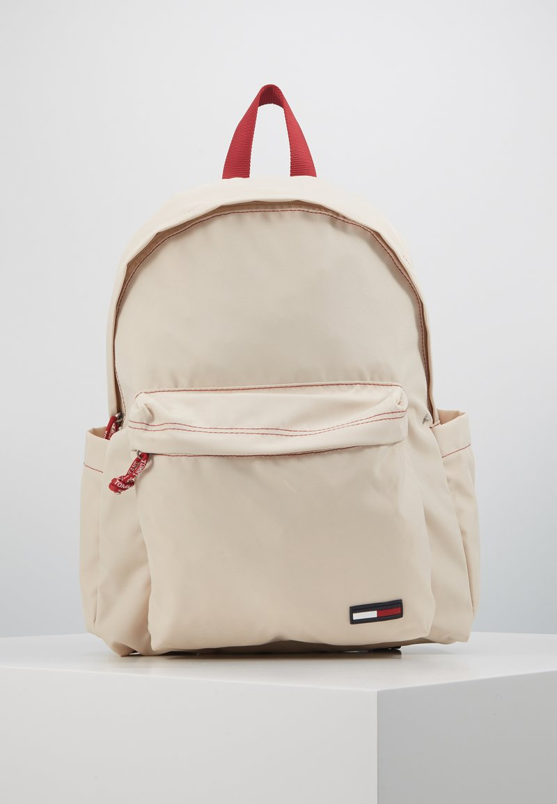 Tommy Jeans - TJM CAMPUS  BACKPACK - Plecak - beige