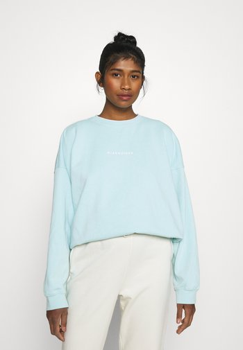 WASHED - Sweatshirt - powder blue