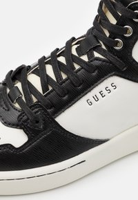 Guess - VERONA MID SPORT - High-top trainers - white/black - 5