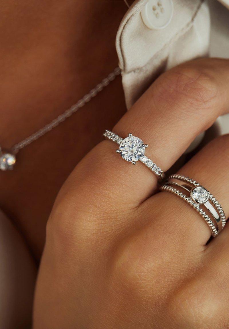 Parte di Me - Ring - silver-coloured