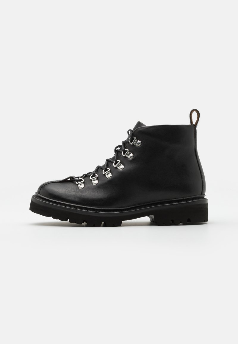 Grenson - BOBBY - Lace-up ankle boots - black