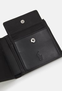 Polo Ralph Lauren - SMOOTH UNISEX - Peněženka - black - 3