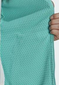 adidas Performance - Fleece jacket - green - 6
