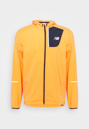 RUNNING JACKET - Běžecká bunda - orange
